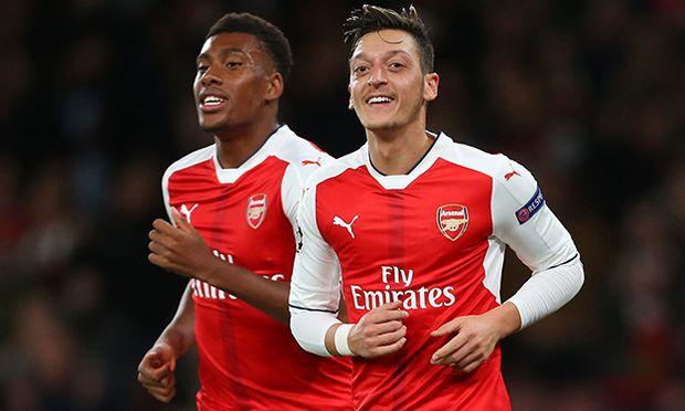 SOCCER - CL, Arsenal vs Ludogorets / Bild: (c) GEPA pictures/ AMA sports