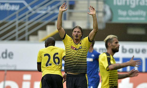 19 07 2015 pmk MX127477 Fussball Herren Premier League Saison 2015 2016 Watford FC 05 Sebastian / Bild: (c) imago/pmk (imago sportfotodienst)