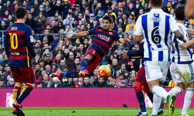 FC Barcelona v Real Sociedad de Futbol - La Liga / Bild: (c) Getty Images (David Ramos)