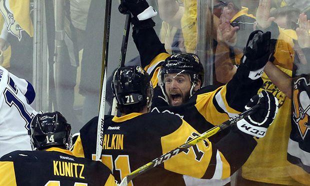 ICE HOCKEY - NHL, Penguins vs Lightning / Bild: (c) GEPA pictures/ USA Today