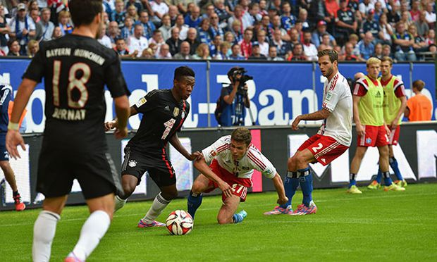 Hamburger SV v FC Bayern Muenchen - Bundesliga / Bild: (c) Getty Images For MAN (Stuart Franklin)