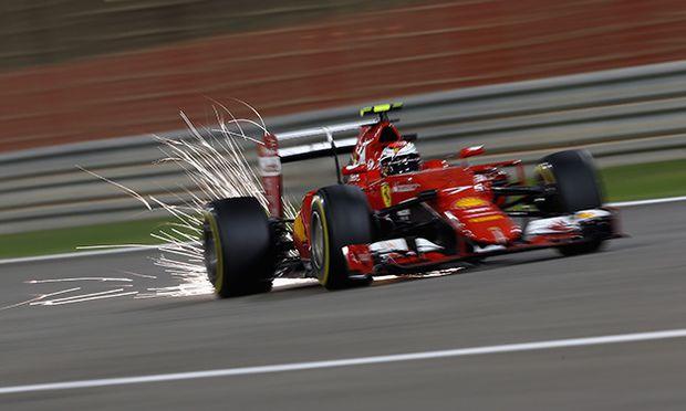 F1 Grand Prix of Bahrain / Bild: (c) Getty Images (Clive Mason)