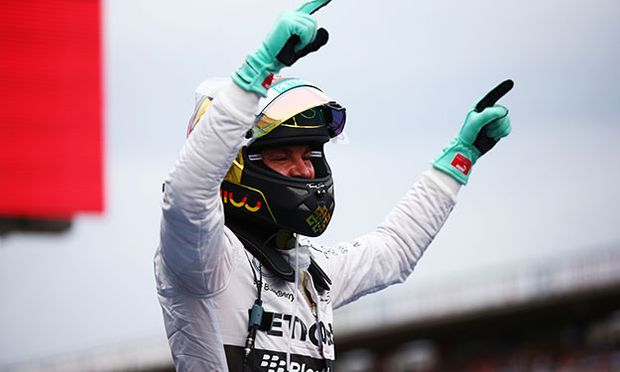 FORMULA 1 - GP of Germany / Bild: (c) GEPA pictures/ XPB Images