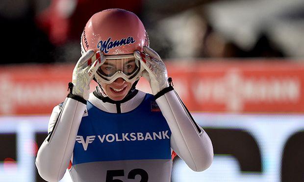 SKI FLYING - FIS WC Vikersund / Bild: (c) GEPA pictures/ Florian Ertl