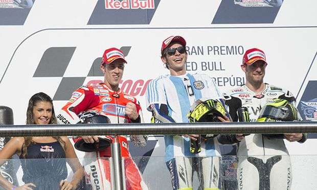 MotoGp of Argentina - Race / Bild: (c) Getty Images (Mirco Lazzari gp)