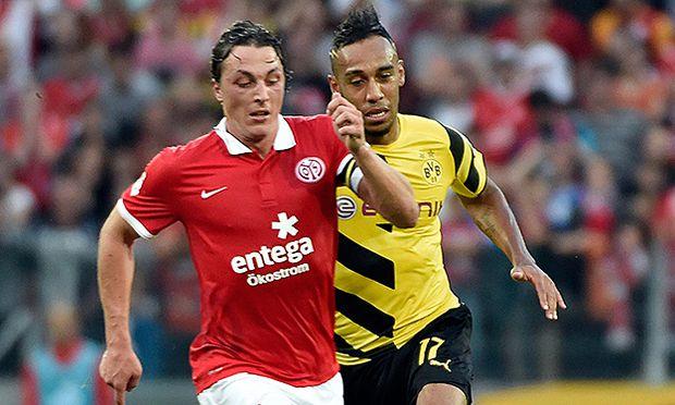 SOCCER - DFL, Mainz vs Dortmund / Bild: (c) GEPA pictures/ Witters