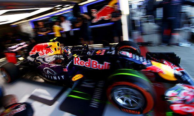 F1 Grand Prix of Great Britain - Practice / Bild: (c) Getty Images (Dan Istitene)