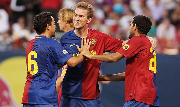 FC Barcelona v New York Red Bulls / Bild: (c) Getty Images for New York Red Bu (Mike Stobe)
