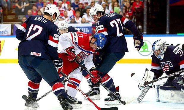 Czech Republic v USA - 2015 IIHF Ice Hockey World Championship Bronze Medal Game / Bild: (c) Bongarts/Getty Images (Martin Rose)