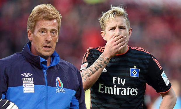 SOCCER - 1. DFL, Leverkusen vs HSV / Bild: (c) GEPA pictures/ Witters