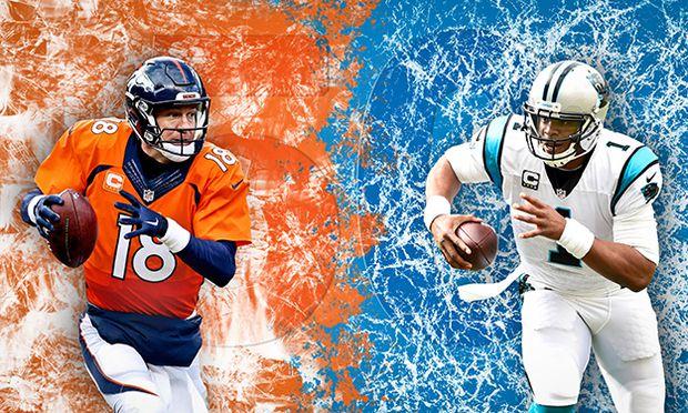 AMERICAN FOOTBALL - NFL, Super Bowl, Panthers vs Broncos / Bild: (c) GEPA pictures/ Martin Priebernig