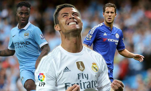 Eden Hazard of Chelsea English Premier League Manchester City v Chelsea Etihad Stadium Manch / Bild: (c) imago/Sportimage (imago sportfotodienst)