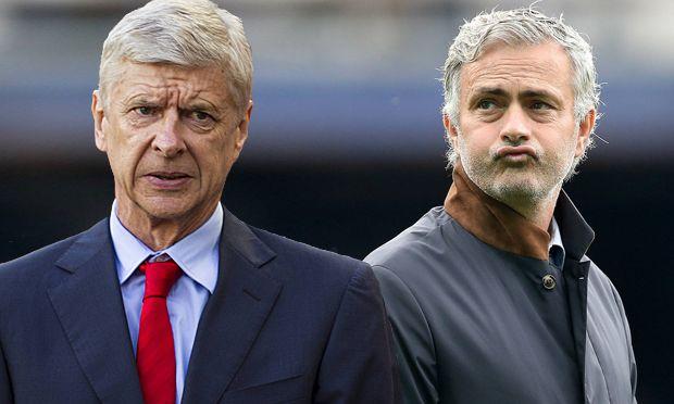 Chelsea Manager Jose Mourinho during the Barclays Premier League clash match between Everton and Che / Bild: (c) imago/BPI (imago sportfotodienst)