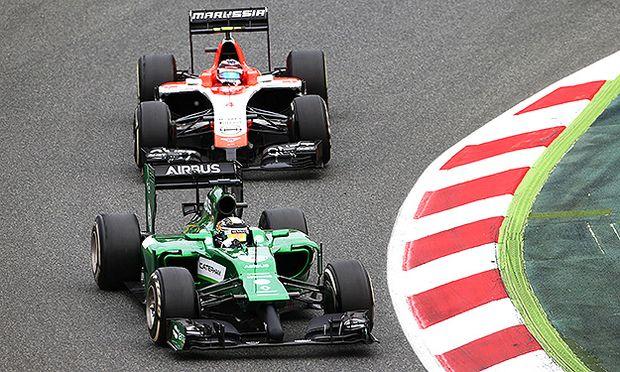 FORMEL 1 - GP von Spanien / Bild: (c) GEPA pictures/ XPB Images