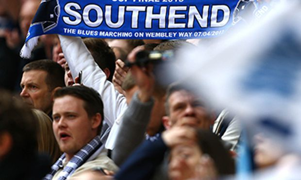 Crewe Alexandra v Southend United - Johnstone´s Paint Trophy Final / Bild: (c) Getty Images (Jan Kruger)