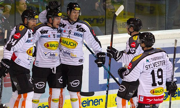 ICE HOCKEY - EBEL, Black Wings vs Dornbirn / Bild: (c) GEPA pictures/ Matthias Hauer