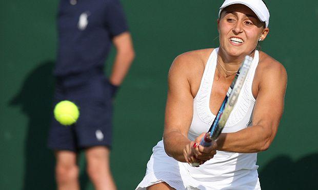 TENNIS - WTA Wimbledon 2014 / Bild: (c) GEPA pictures/ Alan Grieves
