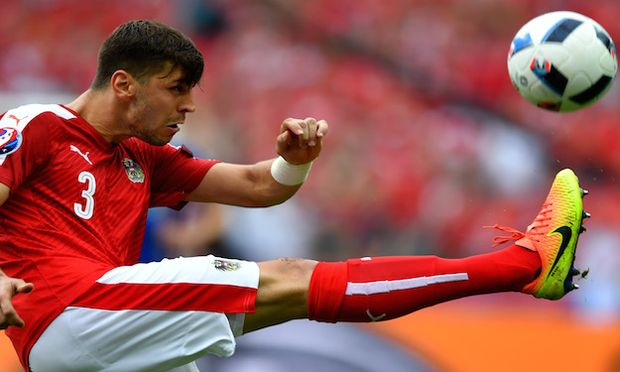 SOCCER - UEFA EURO 2016, ISL vs AUT / Bild: (c) GEPA pictures/ Florian Ertl