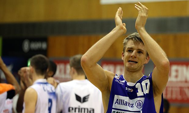 BASKETBALL - ABL, Kapfenberg vs Gmunden / Bild: (c) GEPA pictures/ Hans Oberlaender