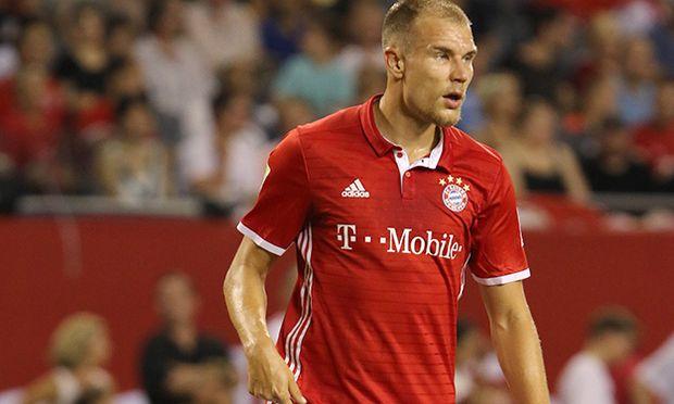 HOLGER BADSTUBER FC Bayern 2016 17 USA Reise CHICAGO AC MILAN FC BAYERN MÜNCHEN PUBLICATIONxN / Bild: (c) imago/Buzzi (imago sportfotodienst)