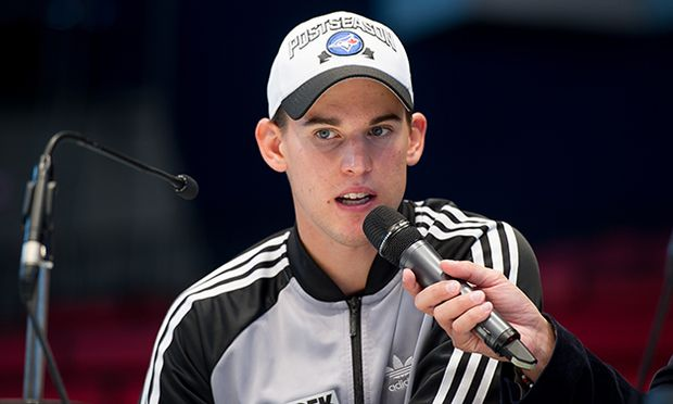 TENNIS - Press conference with Dominic Thiem / Bild: (c) GEPA pictures/ M. Hoermandinger
