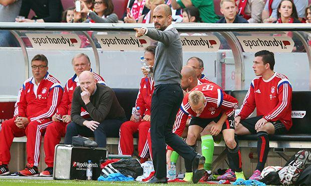 1. FC Koeln v FC Bayern Muenchen - Bundesliga / Bild: (c) Bongarts/Getty Images (Alex Grimm)
