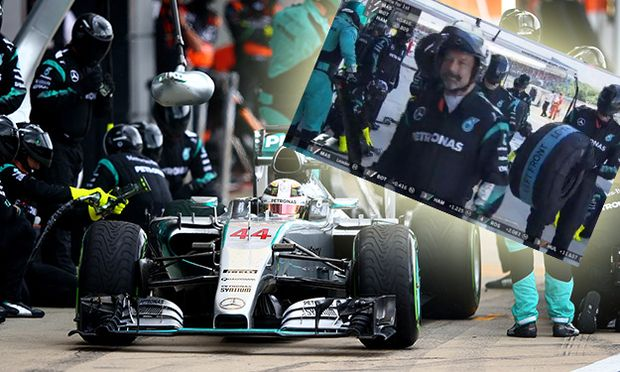 F1 Grand Prix of Great Britain / Bild: (c) Getty Images (Mark Thompson)