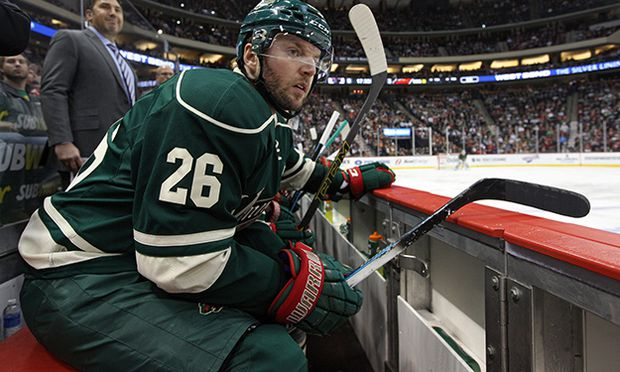 ICE HOCKEY - NHL, Wild vs Jets / Bild: (c) GEPA pictures/ USA Today