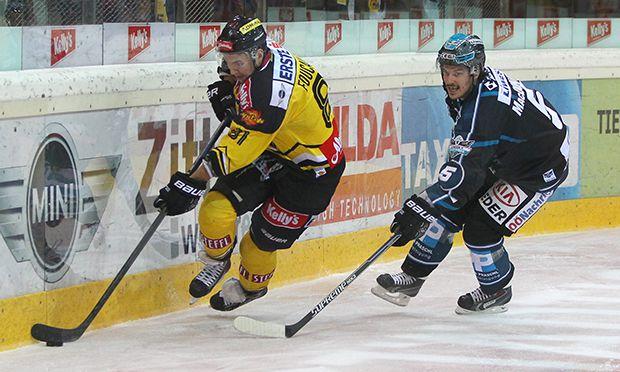 ICE HOCKEY - EBEL, Capitals vs Black Wings / Bild: (c) GEPA pictures/ Christian Ort