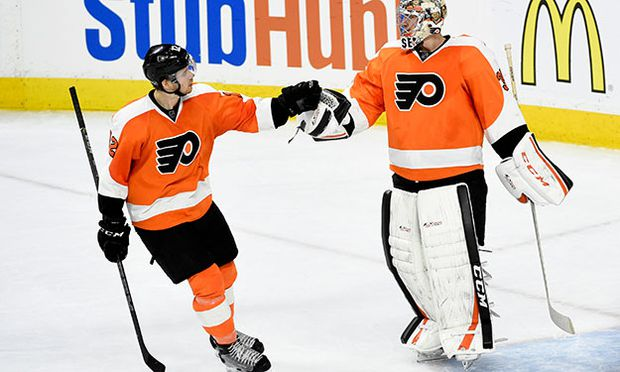 ICE HOCKEY - NHL, Flyers vs Blackhawks / Bild: (c) GEPA pictures/ USA Today