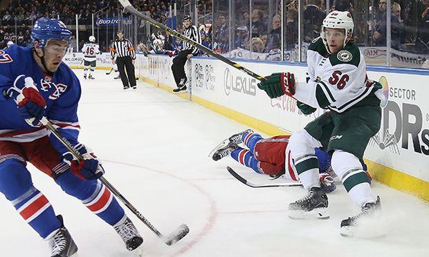 Minnesota Wild v New York Rangers / Bild: (c) Getty Images (Bruce Bennett)