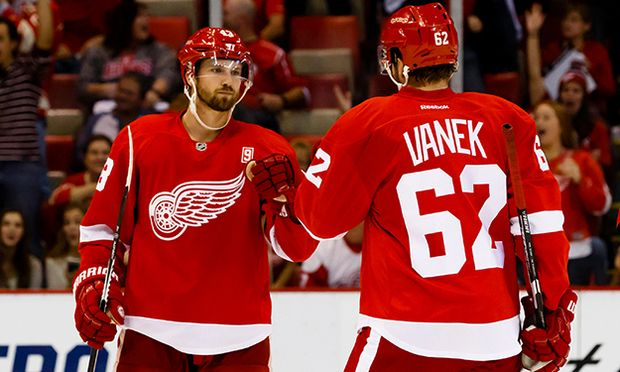 ICE HOCKEY - NHL, Red Wings vs Senators / Bild: (c) GEPA pictures/ USA Today