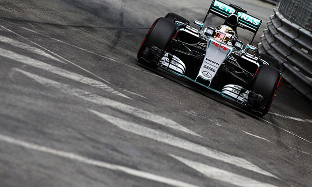 F1 Grand Prix of Monaco - Qualifying / Bild: (c) Getty Images (Ker Robertson)