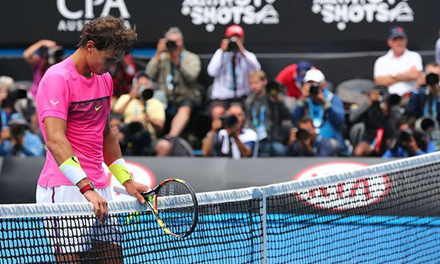 2015 Australian Open - Day 9 / Bild: (c) Getty Images (Clive Brunskill)