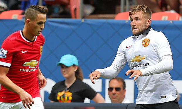 International Champions Cup 2014 - AS Roma v Manchester United / Bild: (c) Getty Images (Justin Edmonds)