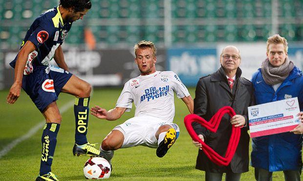 FUSSBALL - BL, Groedig vs WAC / Bild: (c) GEPA pictures/ Mathias Mandl