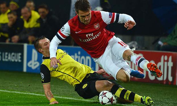 Borussia Dortmund v Arsenal - UEFA Champions League / Bild: (c) Bongarts/Getty Images (Lars Baron)