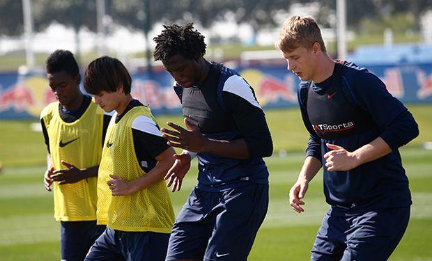SOCCER - BL, RBS, training / Bild: (c) GEPA pictures/ Felix Roittner