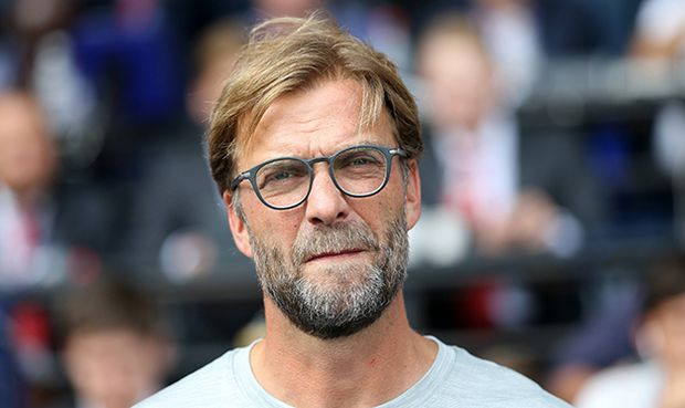 Liverpool s Jurgen Klopp in action during the Premier League match at White Hart Lane Stadium Londo / Bild: (c) imago/Sportimage (imago sportfotodienst)
