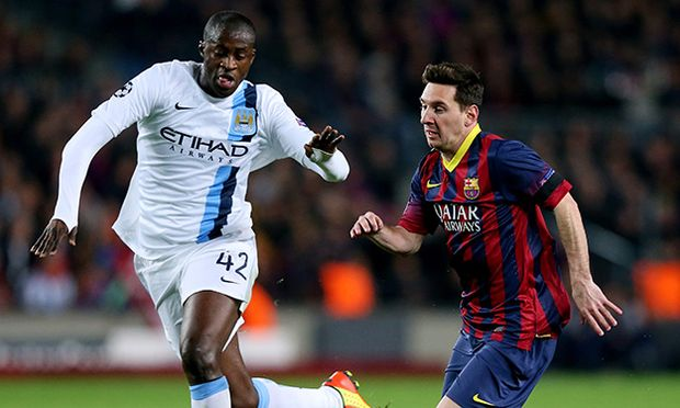 FC Barcelona v Manchester City - UEFA Champions League Round of 16 / Bild: (c) Getty Images (Alex Livesey)