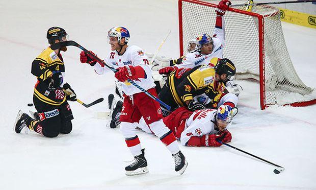 ICE HOCKEY - EBEL, EC RBS vs Capitals / Bild: (c) GEPA pictures/ Felix Roittner
