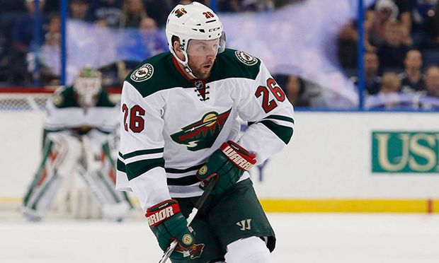 ICE HOCKEY - NHL, Lightning vs Wild / Bild: (c) GEPA pictures/ USA Today