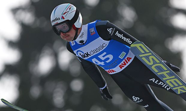 SKI JUMPING - FIS WC Klingenthal / Bild: (c) GEPA pictures/ Thomas Bachun