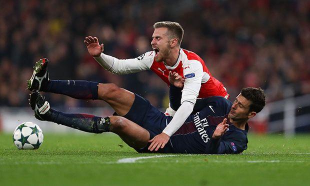 SOCCER - CL, Arsenal vs PSG / Bild: (c) GEPA pictures/ AMA sports