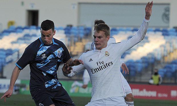 Real Madrid v FC Porto: UEFA Youth League - Round of 16 / Bild: (c) Getty Images (Denis Doyle)