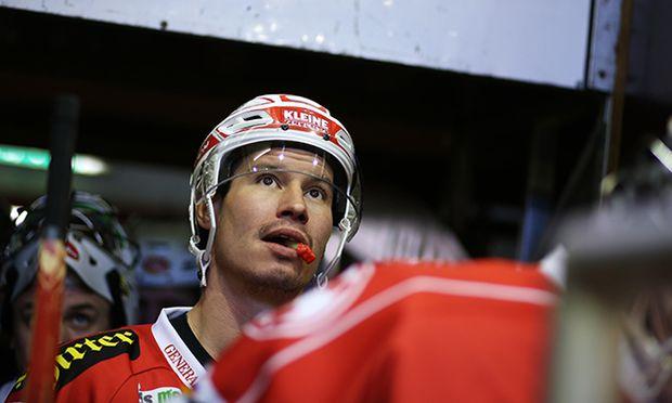 ICE HOCKEY - EBEL, KAC vs VSV / Bild: (c) GEPA pictures/ Daniel Goetzhaber