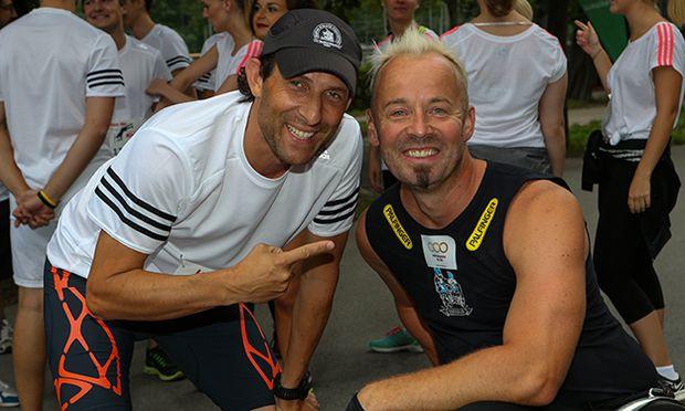 RUNNING - Charity Run Kira Gruenberg / Bild: (c) GEPA pictures/ Philipp Brem