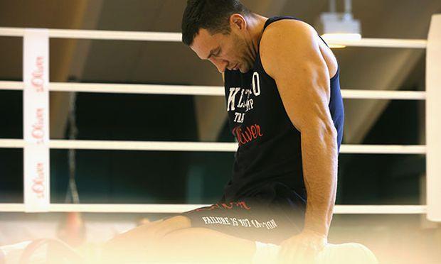 Wladimir Klitschko Media Day / Bild: (c) Bongarts/Getty Images (Alexander Hassenstein)