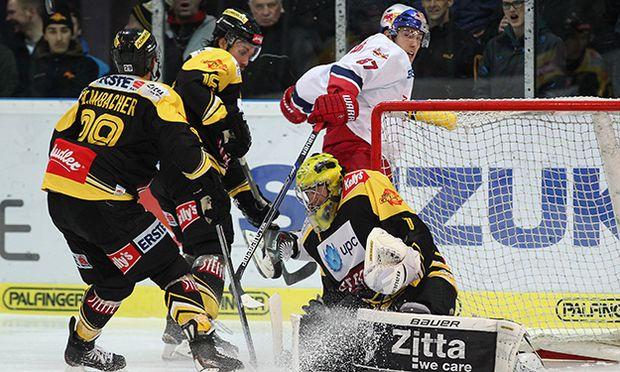 ICE HOCKEY - EBEL, EC RBS vs Capitals / Bild: (c) GEPA pictures/ Harald Steiner
