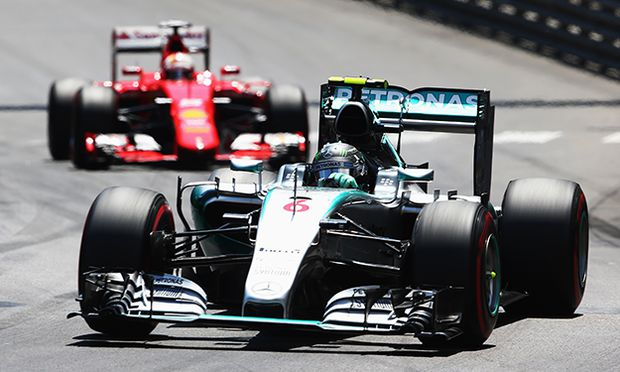 F1 Grand Prix of Monaco / Bild: (c) Getty Images (Mark Thompson)